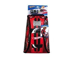 JC SALES Hot Wheels Crash Racer Backpack