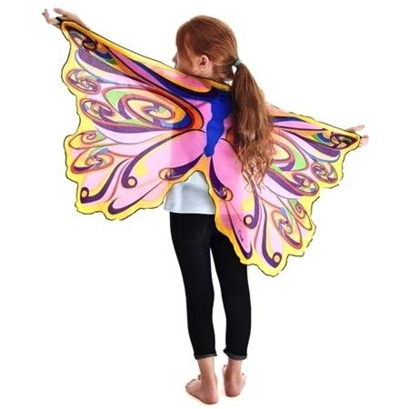 Douglas the Cuddle Toy Rainbow Fairy Wings