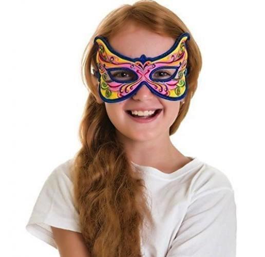 Douglas the Cuddle Toy Rainbow Fairy Mask