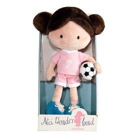 Mini Sophie Soccer Player