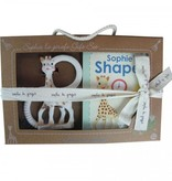calisson inc. Sophie La Girafe Teether + Shapes