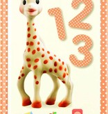calisson inc. Sophie La Girafe + 1,2,3 Book