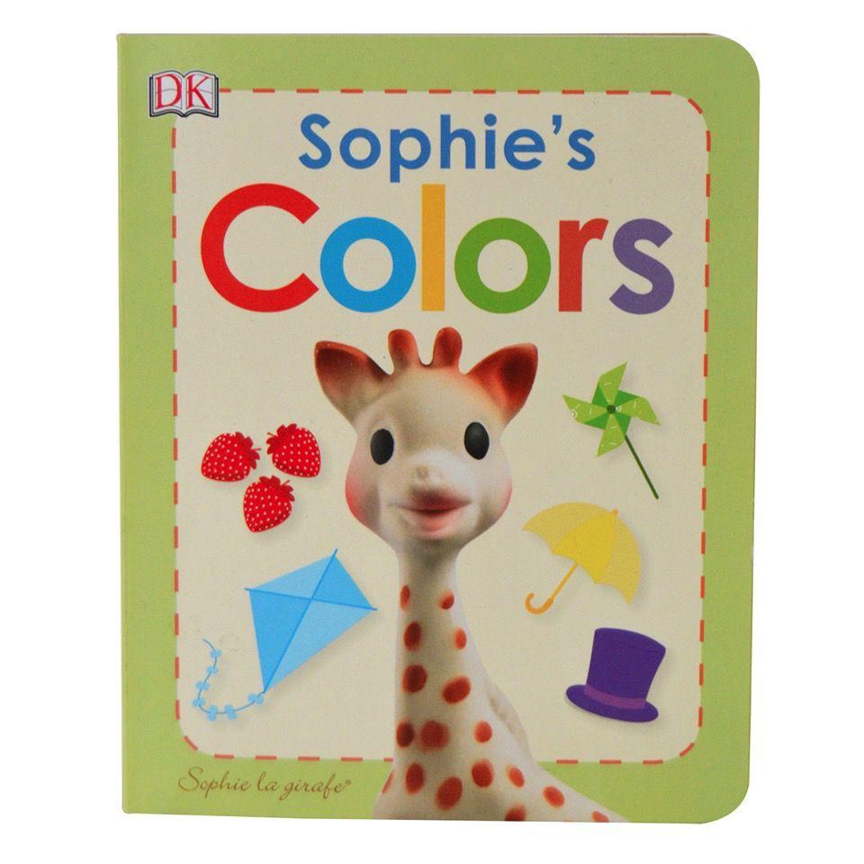 calisson inc. Sophie La Girafe  So Pure Teether + Colors