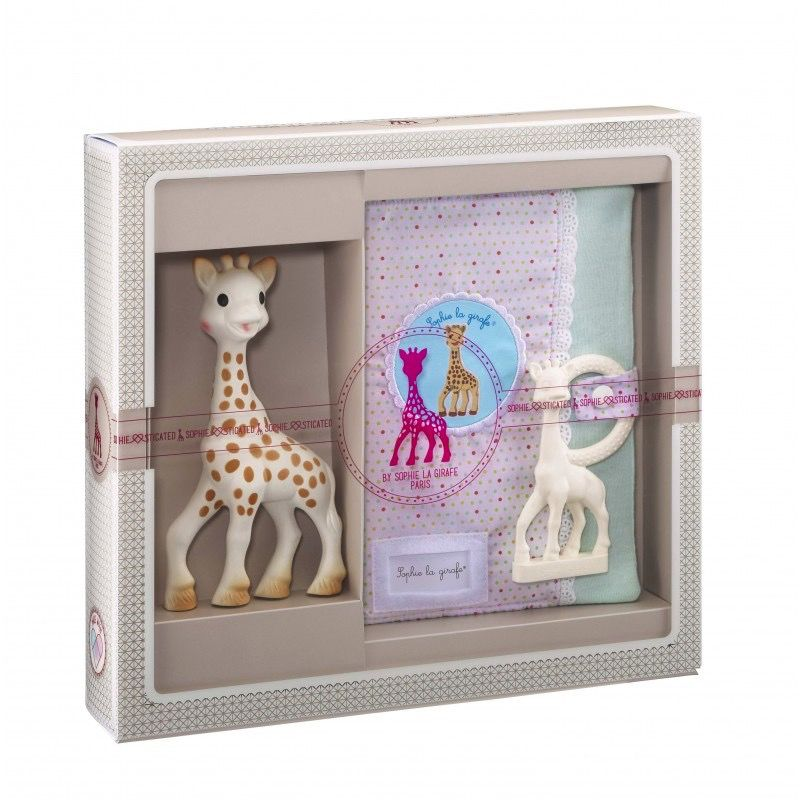 calisson inc. Sophie La Girafe Sophisticated Large 5