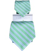 Collared Greens Collared Greens Teal/Blue Tie (Adult)
