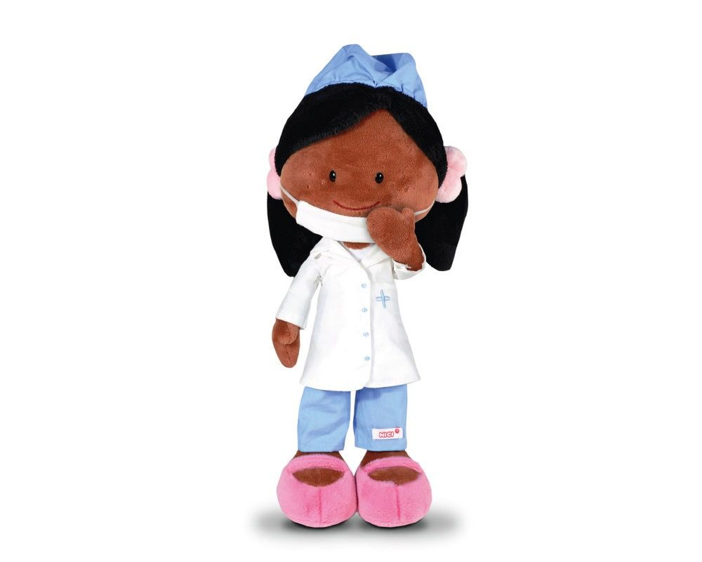 Mini Margaret The Doctor