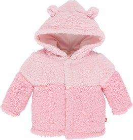 magnificent baby Smart Bears Pink Fleece Jacket