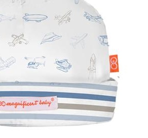 magnificent baby Airplane Kimono 3 Piece Set