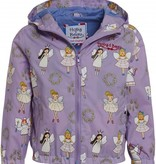 Holly & Beau Purple Fairy Color Changing Raincoat