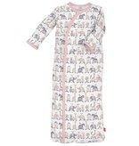 magnificent baby Girl Darjeeling Express - Closed Bottom Gown
