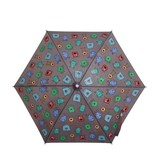 Holly & Beau Gray Monster Color Changing Umbrella