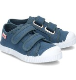 CIENTA Cienta Boy's and Girl's Blue Denim Sneaker