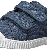 CIENTA Cienta Boy's and Girl's Blue Denim Sneaker