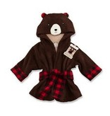 Baby Aspen Beary Bundled Brown And Red