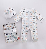 Baby Aspen On The Move! Pajama Set