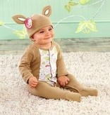 Baby Aspen Dear Sweet Deer Pajama Gift Set