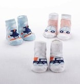 Baby Aspen On The Move 3 Pairs Of Socks Gift Set