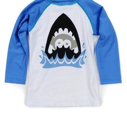 Appaman Shark Long Sleeve  Rash Guard