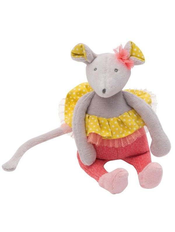 Moulin Roty Mouse Rattle