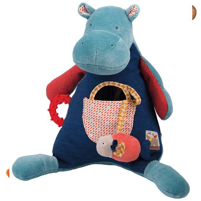 Le Papoum Activity Hippopotamus