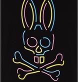 Psycho Bunny Soho Neon Bunny T-Shirt