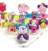 American Jewel Jelly Rings
