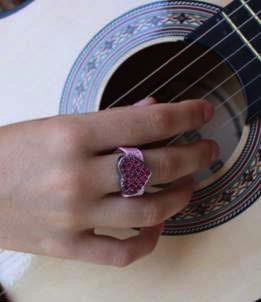 American Jewel Jelly Rings