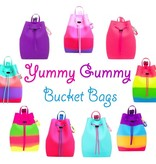 American Jewel Yummy Ombre Bucket Bag