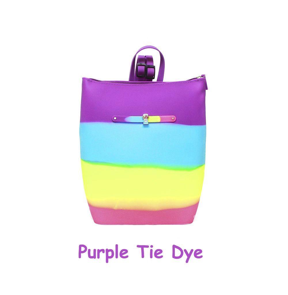 American Jewel Scented Bucket Bag Zipper