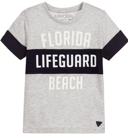 MAYORAL S/s  Florida Lifeguard T-Shirt
