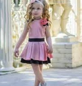 Elzoria I Dream of Parc de Bagatelle in Perfectly Peony Dress