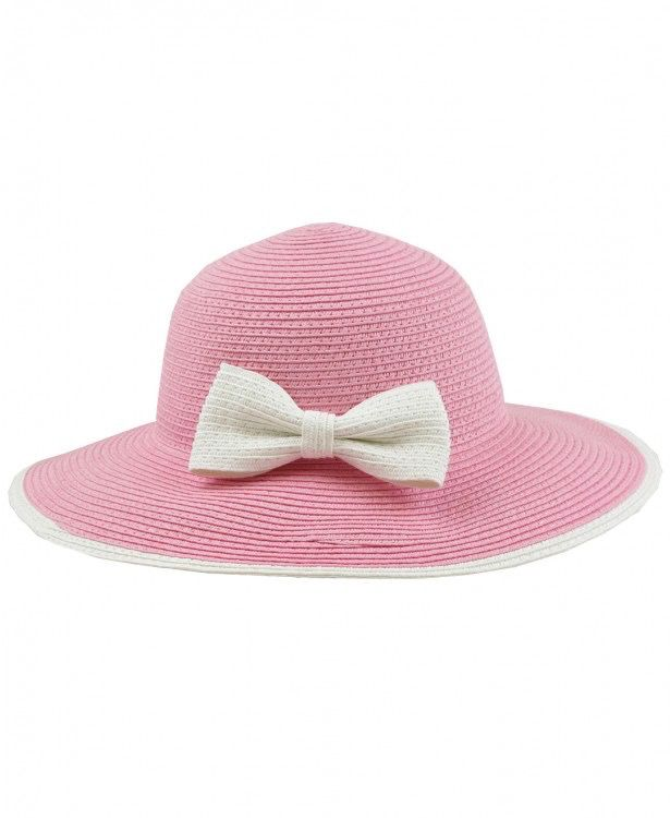 RUFFLE BUTTS Bethany Bow Sun Hat