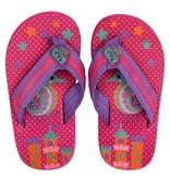 Stephen Joseph Seahorse Flip Flops