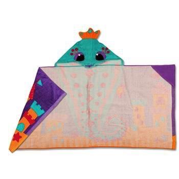 Stephen Joseph Seahorse Hooded Towel