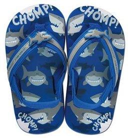 Stephen Joseph Shark Flip Flops