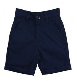 RUGGED BUTTS Cuffed Chino Shorts