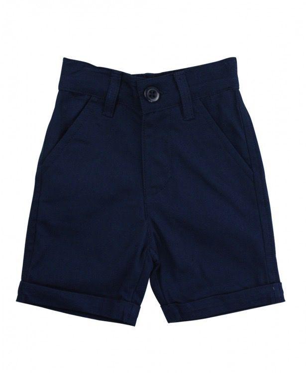 RUGGED BUTTS Cuffed Chino Shorts