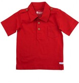 RUGGED BUTTS One Pocket Polo