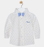 MAYORAL Mayoral Bow Tie Dress Shirt