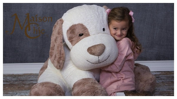MAISON CHIC Maison Chic Max The Puppy Giant