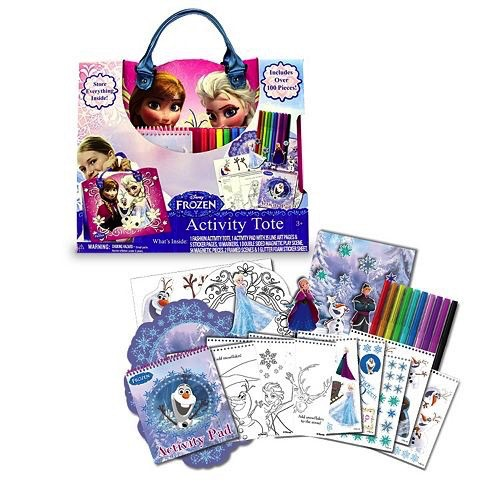 TARA TOY Frozen Giant Activity Tote