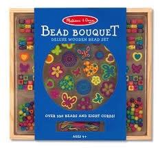 MELISSA AND DOUG Bead Bouquet