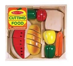 MELISSA AND DOUG Cutting Food