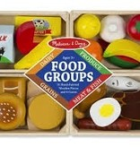 MELISSA AND DOUG Food Groups