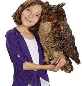 MELISSA AND DOUG Owl Plush