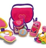 MELISSA AND DOUG Pretty Purse Fill And Spill
