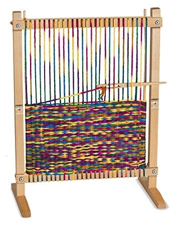 MELISSA AND DOUG Weaving Loom