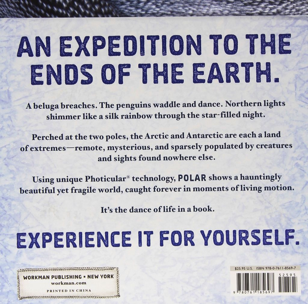 WORKMAN PUBLISHING Workman Publishing Polar