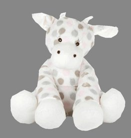 Little Giraffe Inc. Luxe Dot Plush Big Giraffe