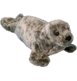 Douglas the Cuddle Toy Speckles the Monk Seal